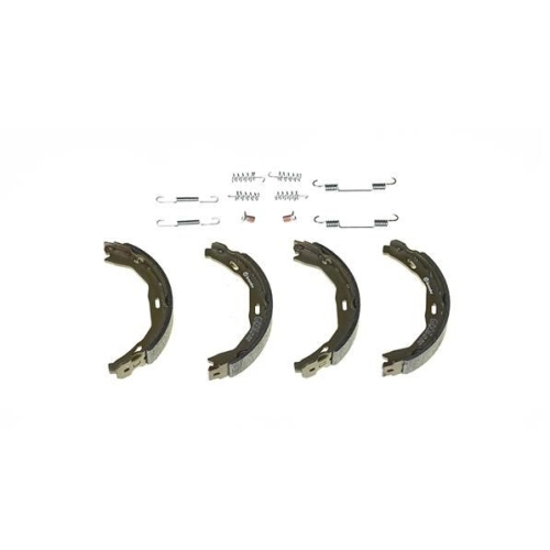 BREMBO Brake Shoe Set, parking brake S 50 522