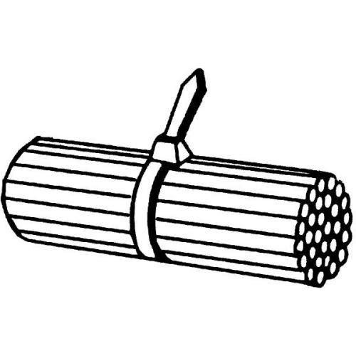 Cable Tie HELLA 8HL 707 877-081