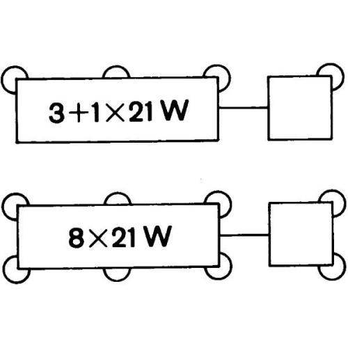 Flasher Unit HELLA 4DW 004 639-077 VW CASE IH