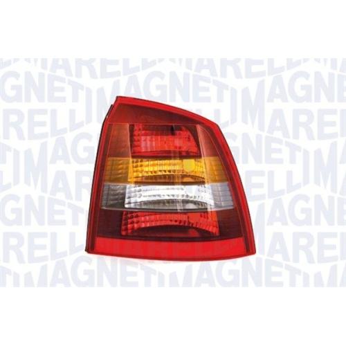 Combination Rearlight MAGNETI MARELLI 714029051832 OPEL