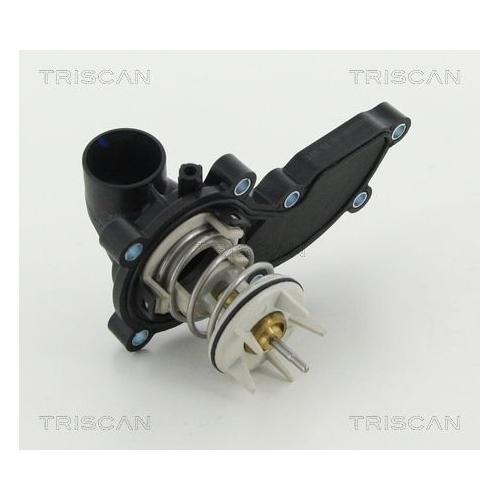 Thermostat, coolant TRISCAN 8620 46985 AUDI SEAT SKODA VW