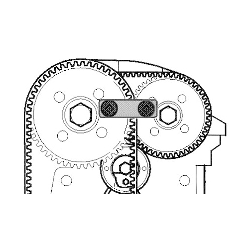GEDORE Retaining Tool KL-0280-17