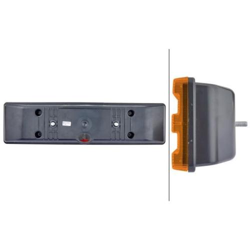 Combination Rearlight HELLA 2VP 004 887-021 AUWÄRTER DAF MERCEDES-BENZ SCANIA