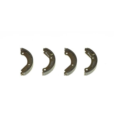 BREMBO Brake Shoe Set, parking brake S 86 501