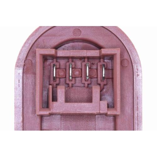 Regulator, passenger compartment fan VEMO V24-79-0004 Original VEMO Quality FIAT