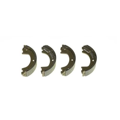 BREMBO Brake Shoe Set, parking brake S 50 521