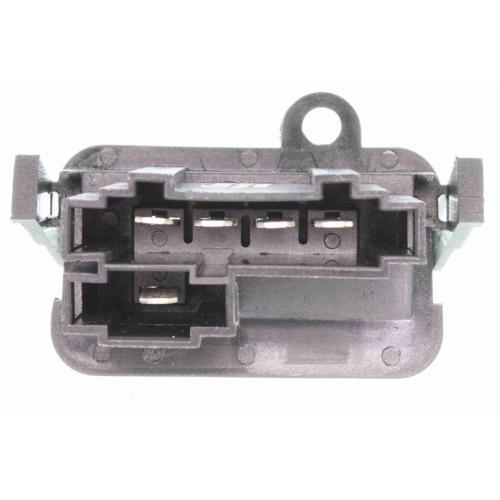 Regulator, passenger compartment fan VEMO V15-99-1959-1 Original VEMO Quality VW
