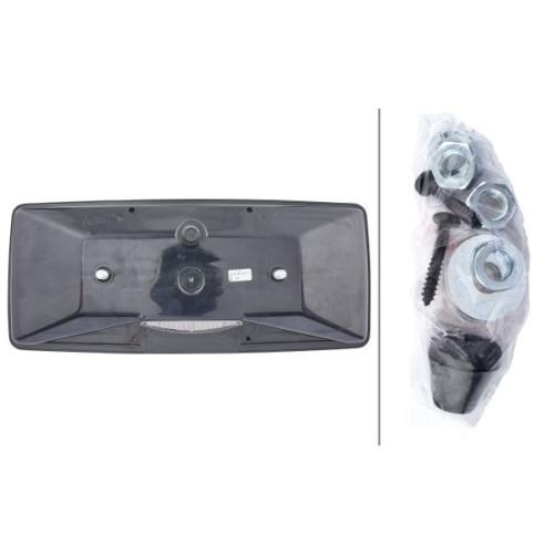 Combination Rearlight HELLA 2SE 003 167-031 DAF FIAT IVECO MAN MERCEDES-BENZ