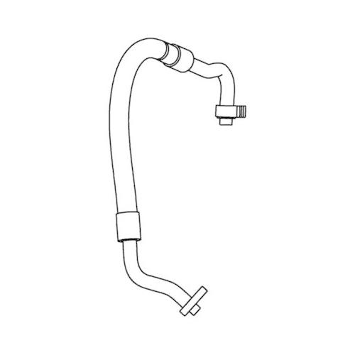 Low Pressure Line, air conditioning MAHLE AP 90 000P BEHR *** PREMIUM LINE ***