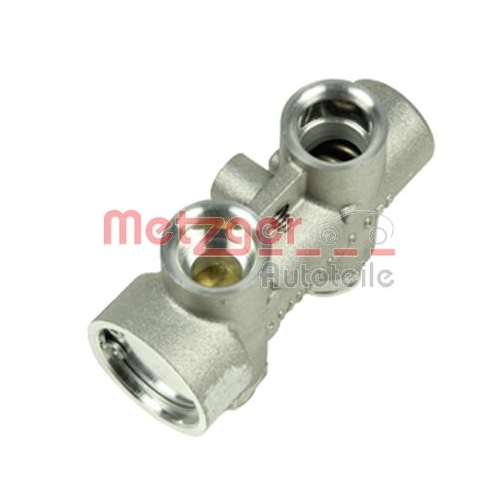 Thermostat, coolant METZGER 4006304 OE-part MERCEDES-BENZ