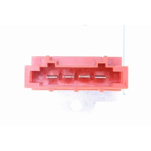 Regulator, passenger compartment fan VEMO V10-79-0004 Original VEMO Quality AUDI