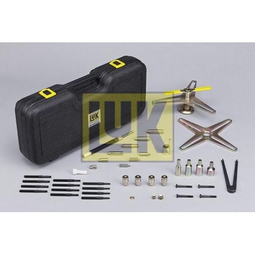 Mounting Tool Set, clutch/flywheel LuK 400 023710