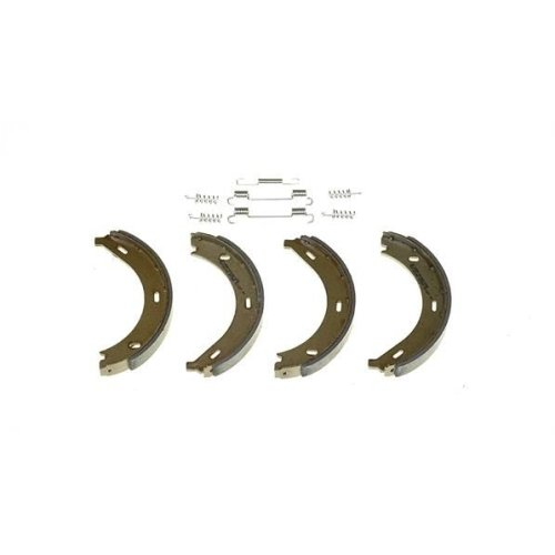 BREMBO Brake Shoe Set, parking brake S 61 541