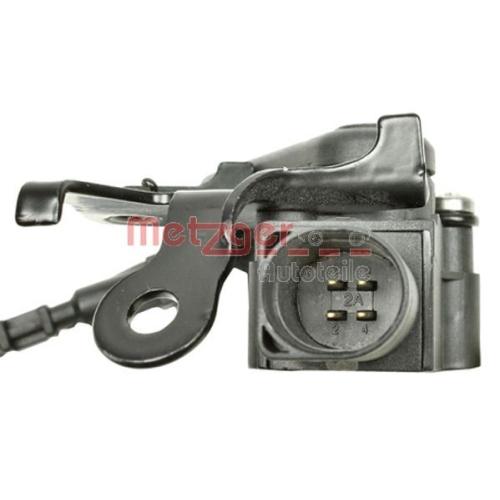 Sensor, headlight range adjustment METZGER 0901248 GREENPARTS VAG