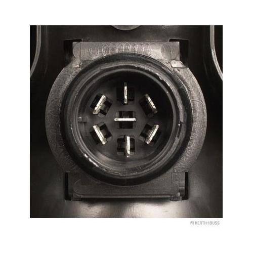 Combination Rearlight HERTH+BUSS ELPARTS 83840837 SUER