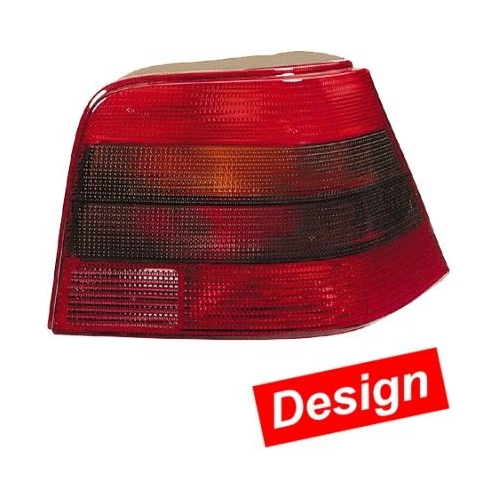 Combination Rearlight HELLA 9EL 148 180-031 VW