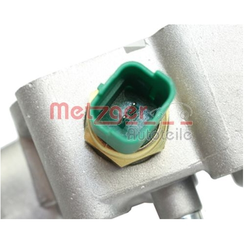 Thermostat Housing METZGER 4010069 CITROËN/PEUGEOT