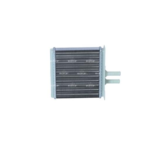 Wärmetauscher, Innenraumheizung NRF 53204 FIAT LANCIA