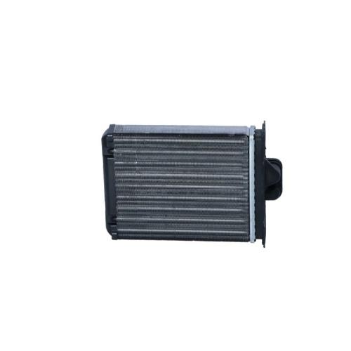 Heat Exchanger, interior heating NRF 58255 OPEL SAAB VAUXHALL