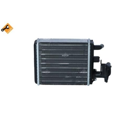 Heat Exchanger, interior heating NRF 54282 FIAT