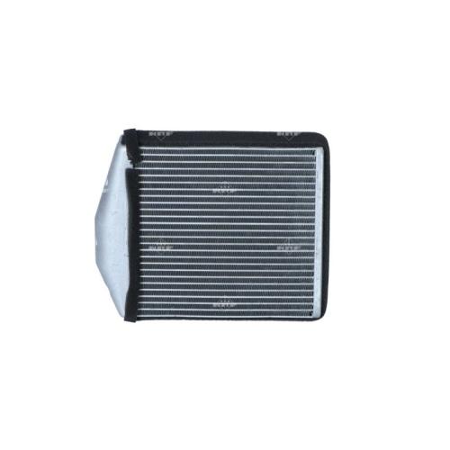 Heat Exchanger, interior heating NRF 54208 EASY FIT OPEL VAUXHALL