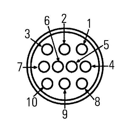 Combination Rearlight HELLA 2VP 008 204-181 DAF IVECO