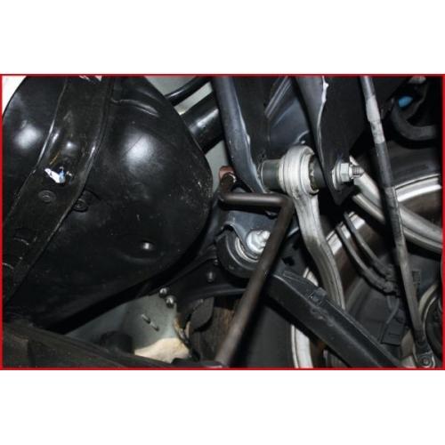 KS TOOLS Axle tracking adjustment tool for Mercedes, 3 pcs 150.9470