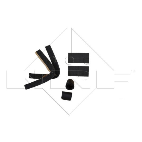 Heat Exchanger, interior heating NRF 58147 OPEL VAUXHALL