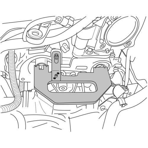 GEDORE Retaining Tool Set KL-1280-23 KB