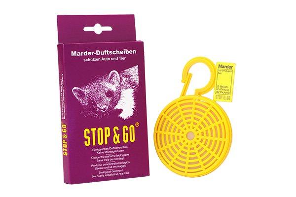 STOP&GO MARDER-DUFTSCHEIBE S07510