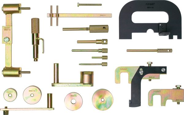 HAZET Adjustment Tool Set 3888/19