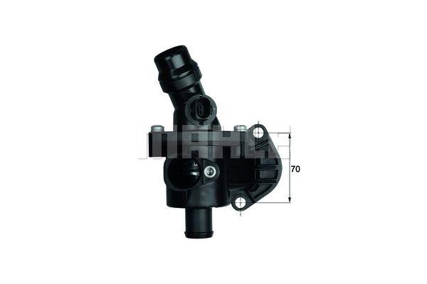BEHR THERMOT-TRONIK Thermostat, Kühlmittel TM 6 109