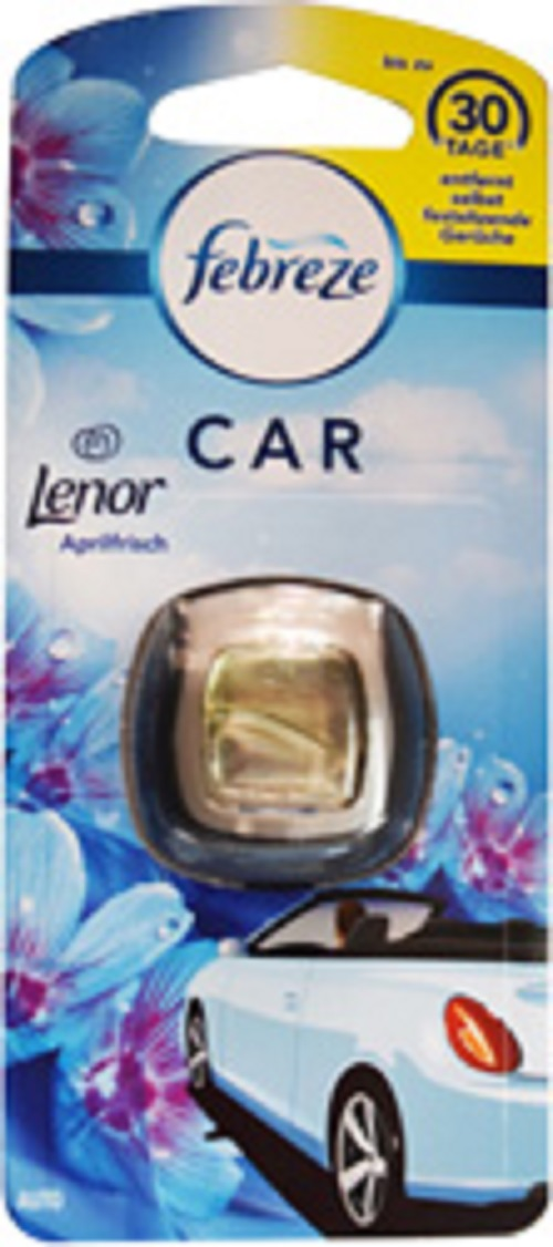 AIRFLAIR Air Freshener Febreze Car Lenor April Fresh AZLUF488