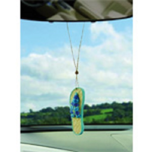 AIRFLAIR Air Freshener Fragrance Tree Car Fragrance Sandal Vanilla AZLUF720