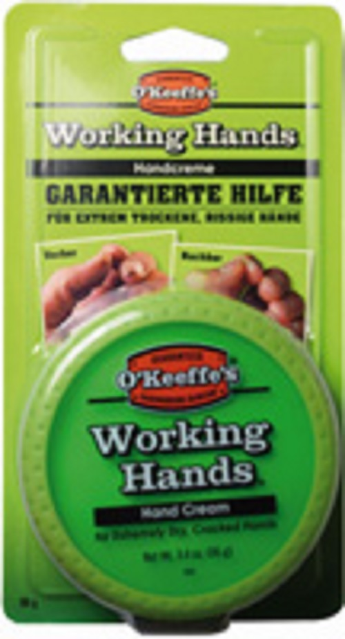 AIRFLAIR Hand Cream Working Hands 96 grams can AZPUK010