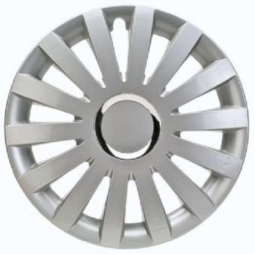 ALBRECHT Radzierblende Radkappe SAIL Plus 16 Zoll 1 Stück Silber Premium Design 49206