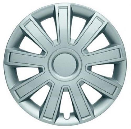 ALBRECHT Radzierblende Radkappe ARROW NYLON LUX 15 Zoll 1 Stück Silber Master Line 39445