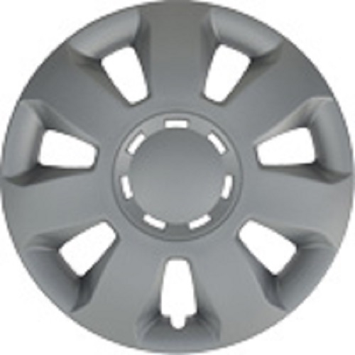 ALBRECHT Radzierblende Radkappe ARES 15 Zoll 1 Stück Silber 252251