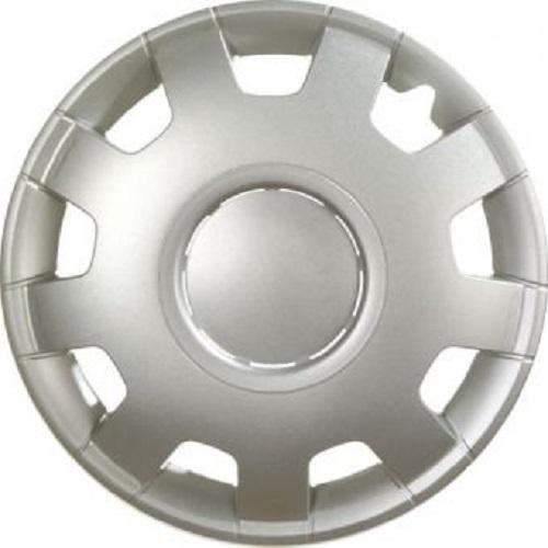 ALBRECHT Radzierblende Radkappe ALFA 14 Zoll 1 Stück Silber Matt Premium Design 08924