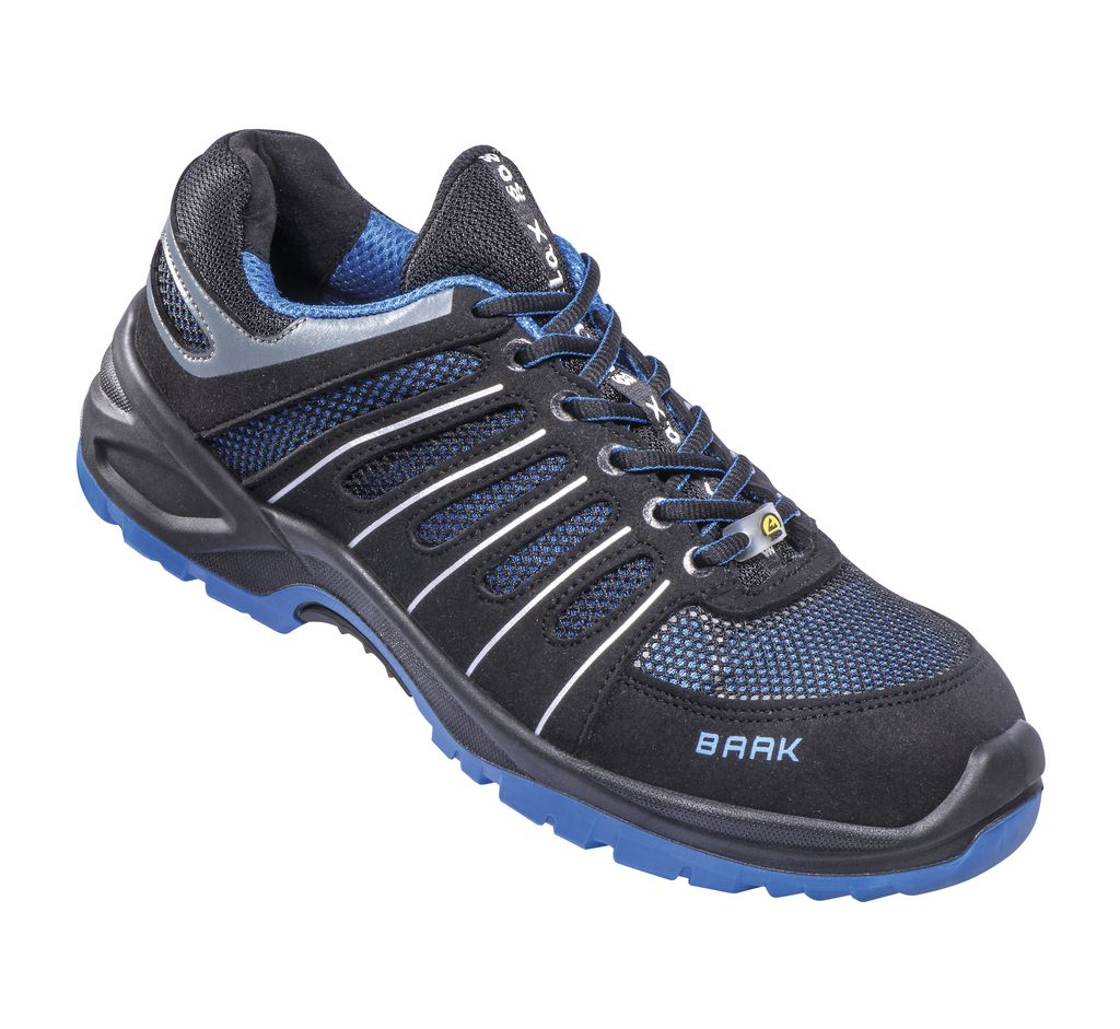 BAAK Safety shoes 7008 Herby loafer S1 SRC ESD size 47 7008N 47