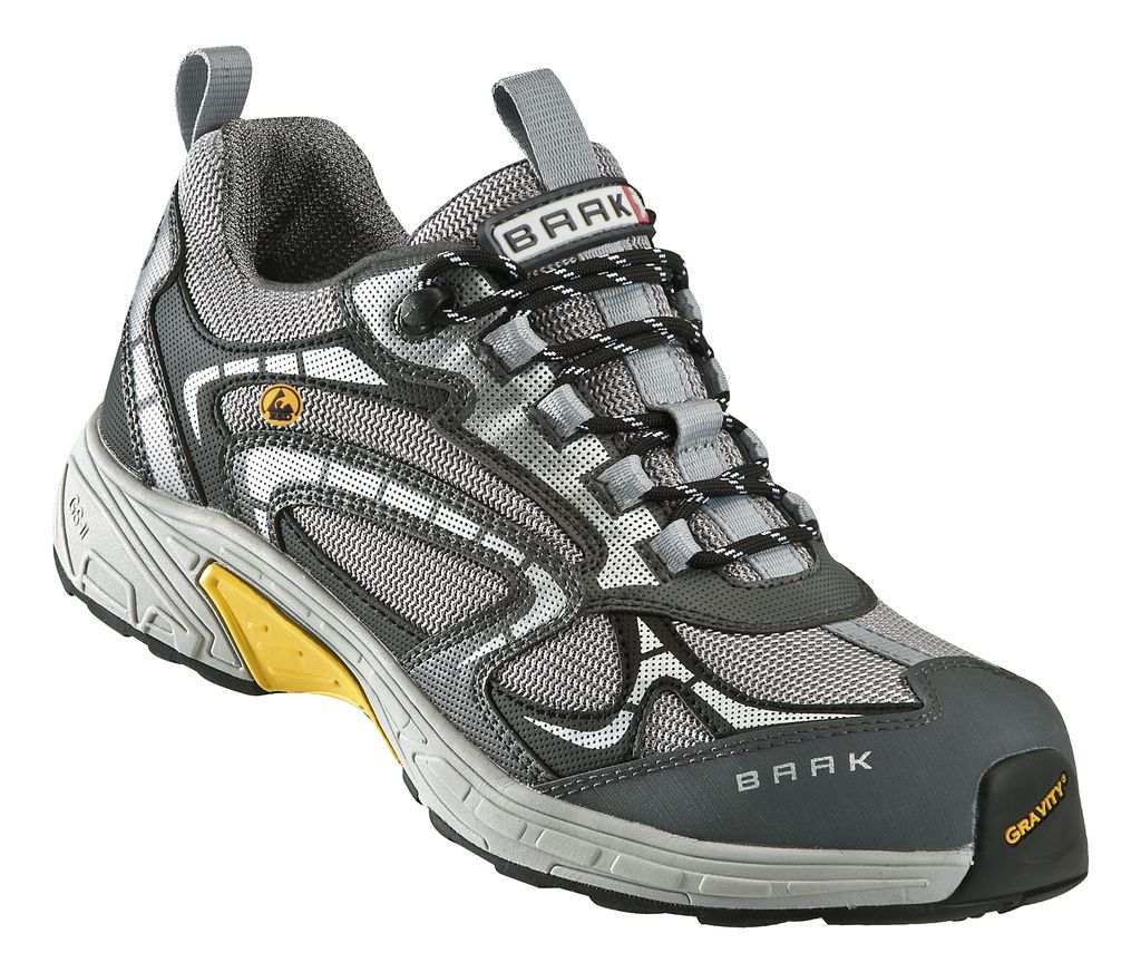 BAAK Safety shoes 7540 Jogi loafer S1P SRC HRO ESD size 44 7540 44