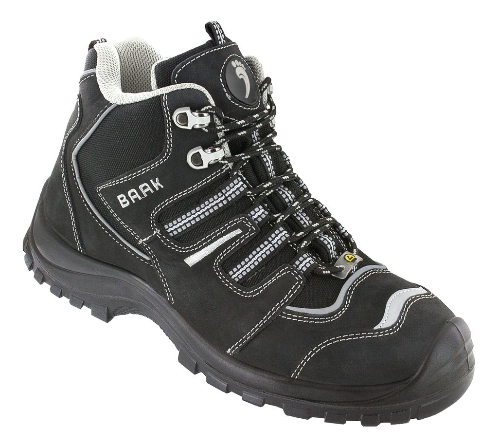 BAAK Safety shoes 7304 Philipp boots S3 SRC ESD size 40 7304 40