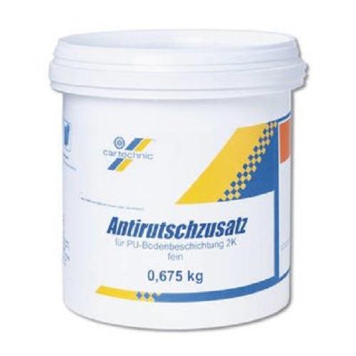 CARTECHNIC Antirutschzusatz PU-Bodenbeschichtung 2K 0,675 Kg 145-20-961-852