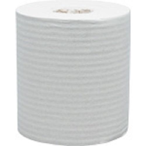 CARTECHNIC Papierrolle Putzrolle 1-lagig weiß 300 Meter Breite: 20cm 66325