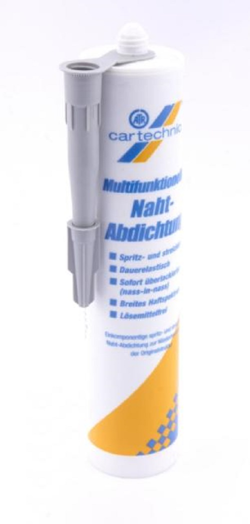 CARTECHNIC Multifunktionelle Naht-Abdichtung Grau 455g/310 ml 402789007175