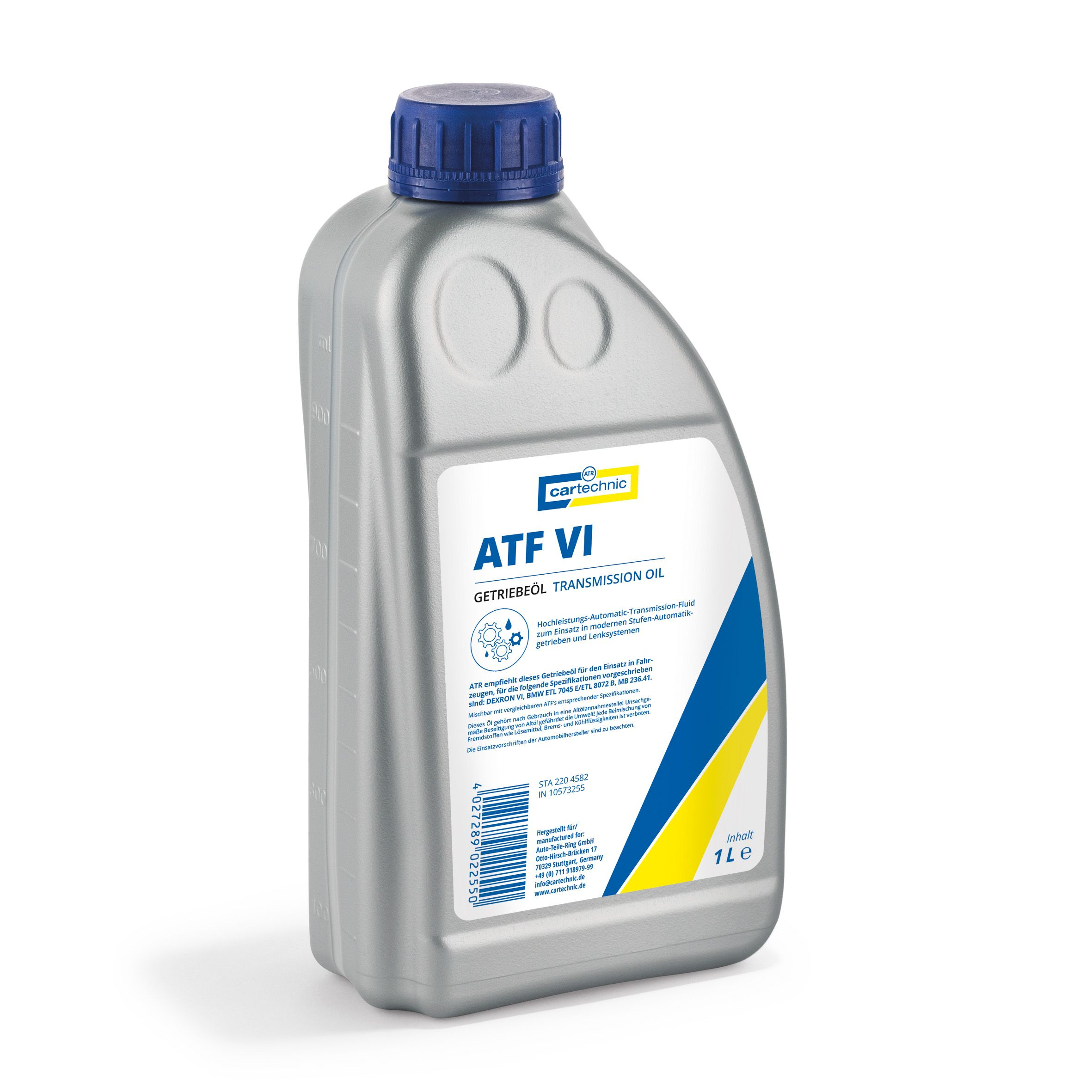CARTECHRO Transmission oil ATF VI 1 liter 25036-114-J2