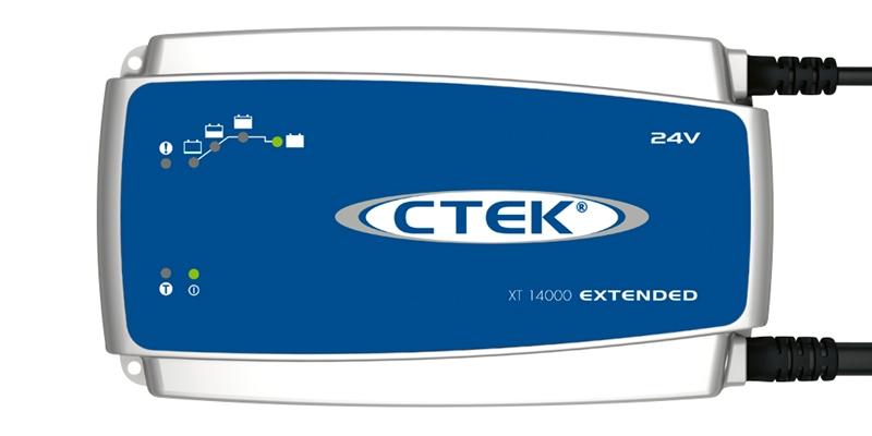CTEK Professionelles 24-V-Ladegerät für Hochleistungsbatterien 40-140 XT 14 XT 14 EXTENDED