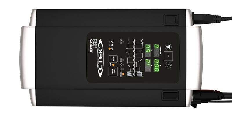 CTEK Batterieladegerät MXTS 70/50 40-016 12 V, 24V 50A MXTS 70