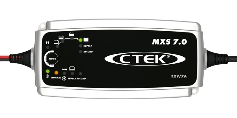CTEK Batterieladegerät MXS 7.0 12 Volt 7 Ampere MXS 7.0