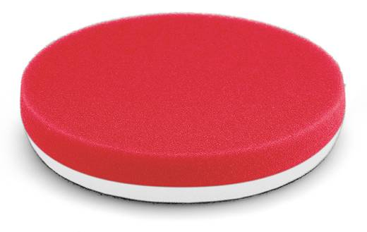 FLEX Polierschwamm rot Durchmesser 135 mm 434353